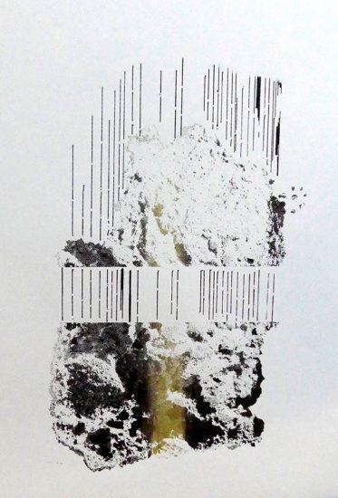 lava fall 1 sérigraphie originale 2020site.