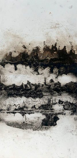 desolation3 etching on copperplate 30x50cm 2020 Site